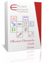 Efficient Elements for presentations - Paket