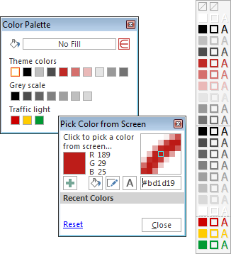 Custom Color Palettes | Color Picker